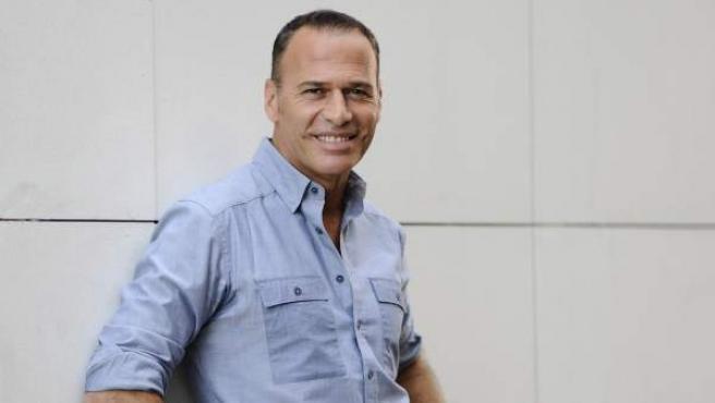 El presentador Carlos Lozano.