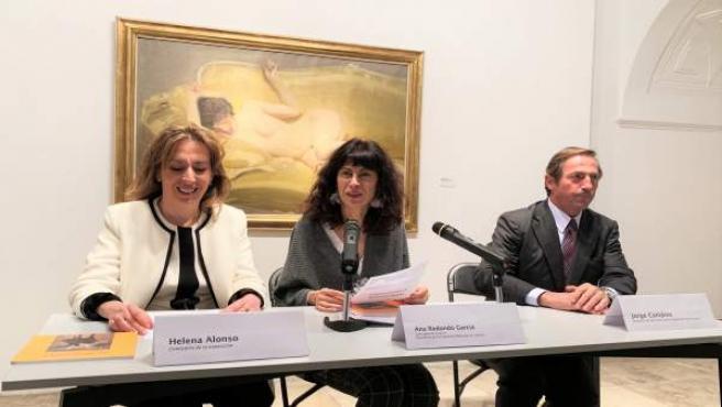 Valladolid.- Alonso, Redondo y Campins presentan 'Los antimodernos' 18-1-19