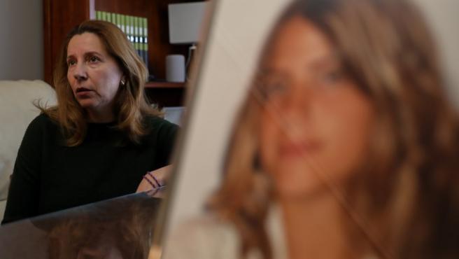 Eva Casanueva, madre de Marta del Castillo, en una entrevista.