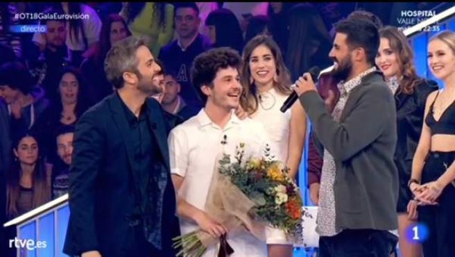 Miki representará a España en Eurovisión 2019.