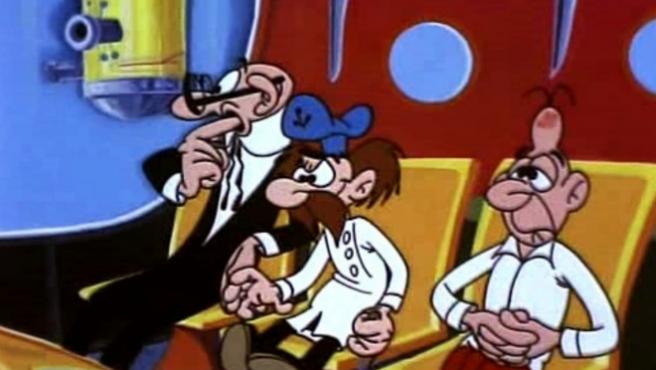 Más de medio siglo de adaptaciones al cine y la televisión de 'Mortadelo y Filemón'