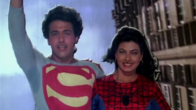 Pero... ¿de dónde sale lo de los Superman y Spiderwoman indios?