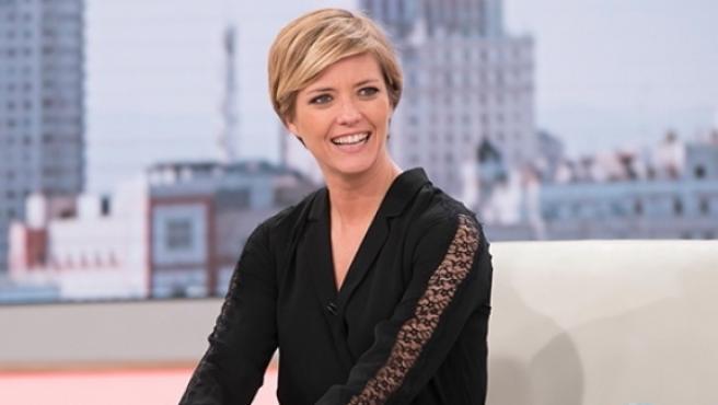 María Casado, presidenta de la Academia de la Televisión.