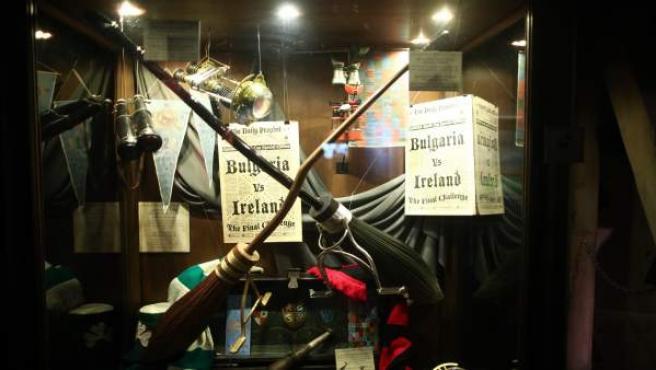 Exposició sobre Harry Potter a Madrid (arxiu)