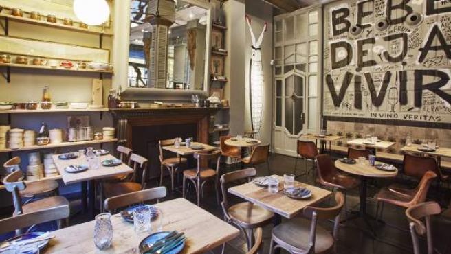 Restaurante Zero Patatero.