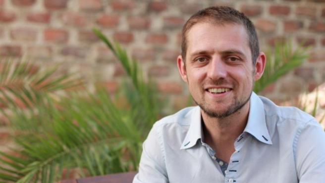 Florent Marcellesi, eurodiputado de Equo en el Grupo Verdes / ALE.