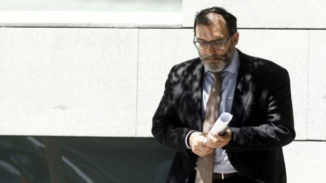 El juez de la Audiencia Nacional Eloy Velasco