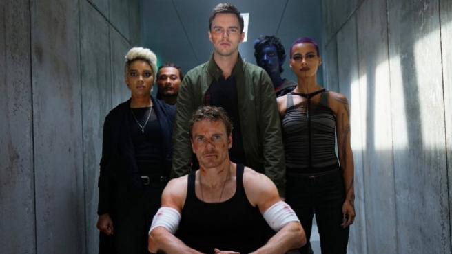 Fassbender está molido a palos en la nueva imagen de 'X-Men: Fénix Oscura'