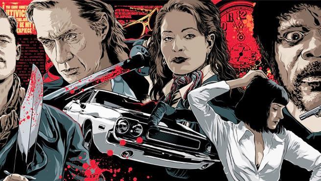 ¿Cuál es el mejor casting de Quentin Tarantino?