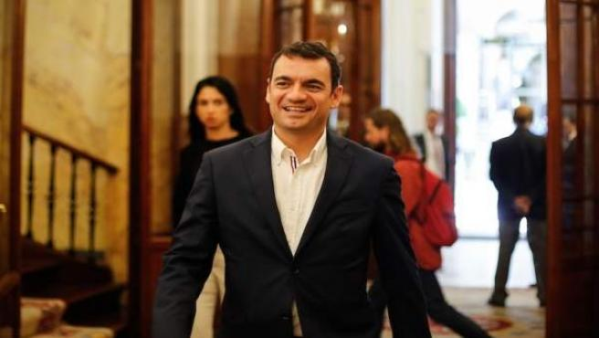 Saúl Ramírez, diputado nacional de Cs por la provincia de Las Palmas