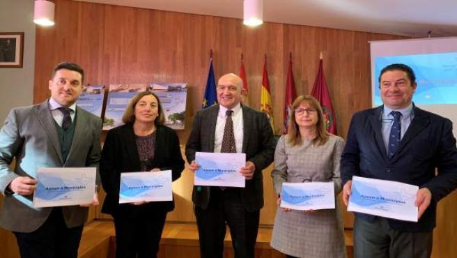 Valladolid.- Balance del apoyo de la Diputación a los municipios en la legislatu