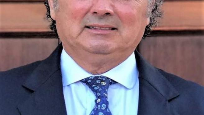 Ángel Carrero, presidente Colegio de Dentistas de Cádiz