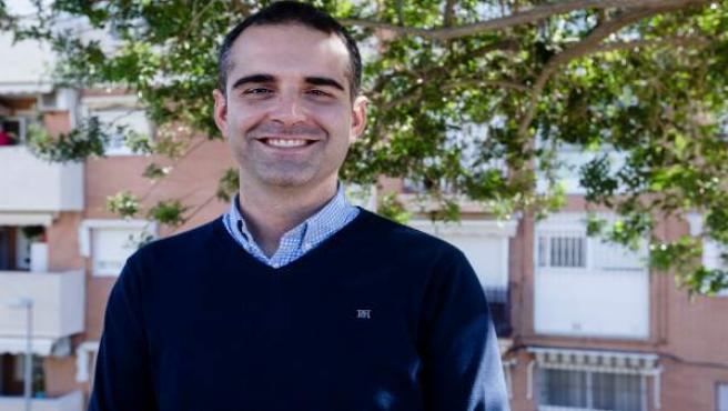 El alcalde de Almería, Ramón Fernández-Pacheco