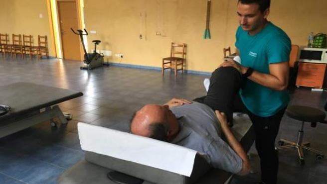 Fisiomer, programa de fisioterapia en zonas rurales