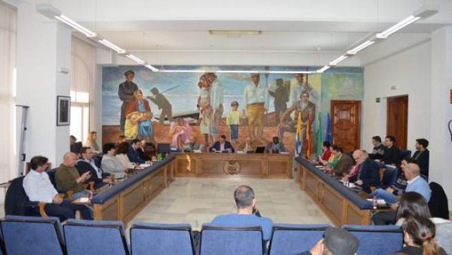 Pleno Ayuntamiento de Rincón de la Victoria