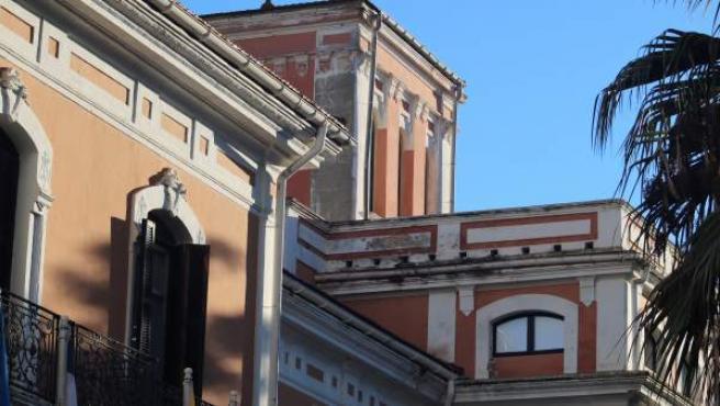 Casa Colón de Huelva./archivo