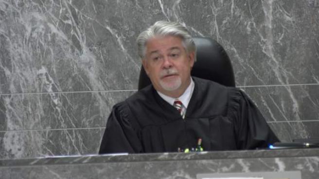 Dennis Bailey, juez del caso Pablo Ibar