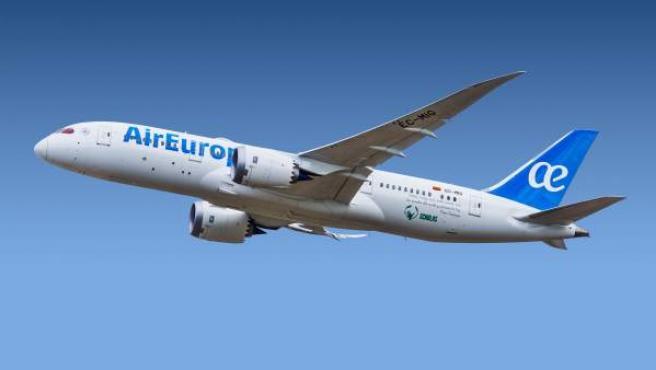 Avión Boeing de Air Europa.