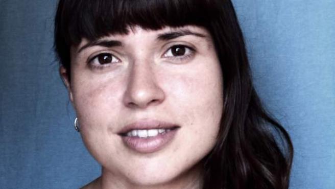 La autora Ana Penyas, Premio Nacional de Cómic 2018.