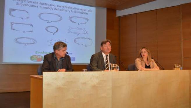 Convocatoria de subvenciones de este año dirigida a impulsar la creación gráfica