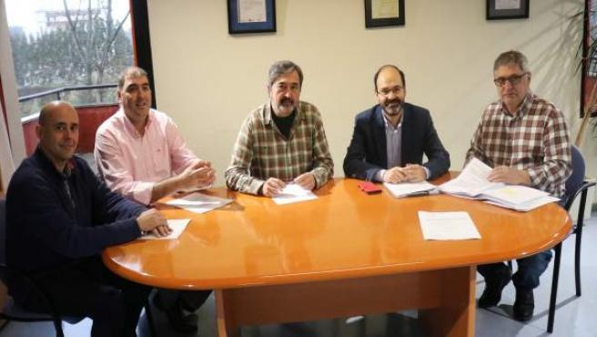 Comisión de seguimiento del Aula de Educación Ambiental