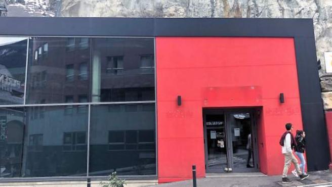 Museo World Champions by 99, del piloto de motos Jorge Lorenzo, en Andorra