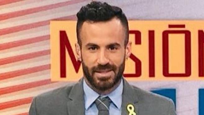 El excanterano culé Marc Crosas.