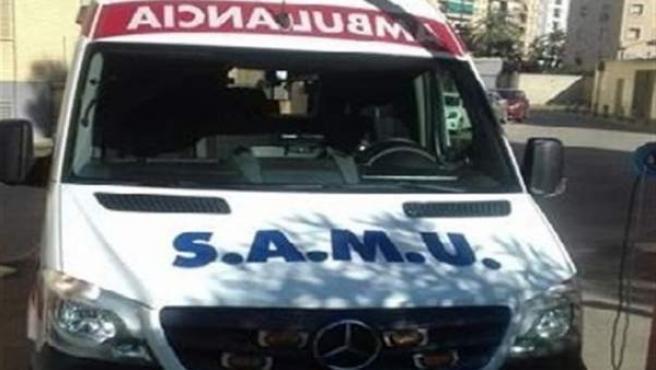 Ambulància del CICU
