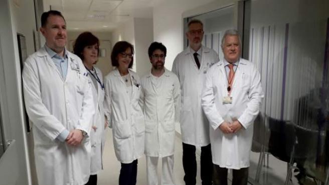 Presentación de la Biopsia selectiva del ganglio centinela en el HUCA