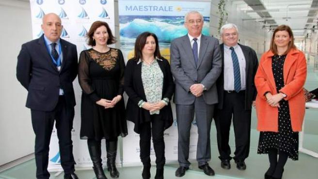 Presentación del II Blue Energy Lab en el PITA