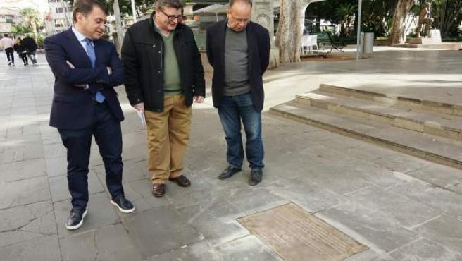 Bermúdez, Acha y García Rojas, en 'Santa Cruz, ciudad leída'