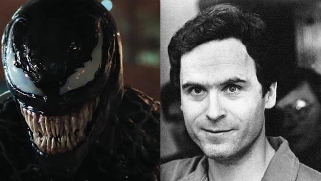 Guerra de fans: ¿es más sexy Venom que este asesino en serie?
