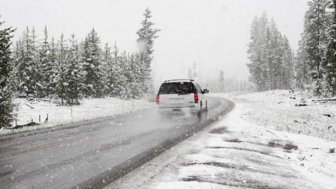 En invierno las temperaturas bajan considerablemente y hay que estar preparado para cualquier situación que se pueda dar en la carretera.