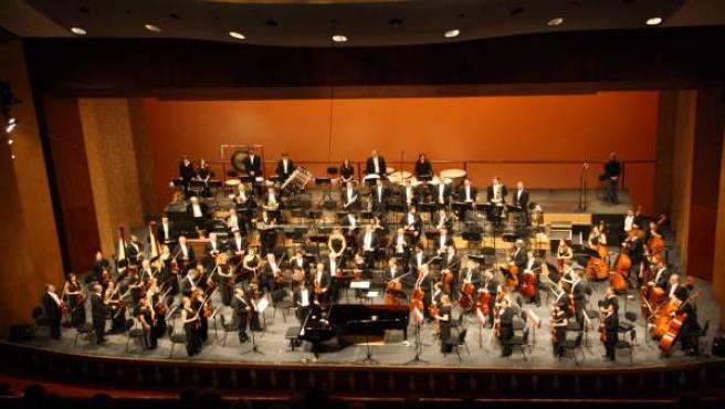 Orquesta Sinfónica de Baleares (Imagen de archivo)