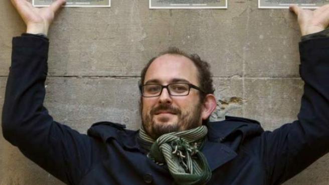 Imagen de archivo del guionista Borja Cobeaga.