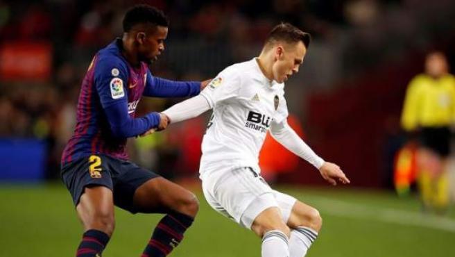 Valencia vs. Barcelona.