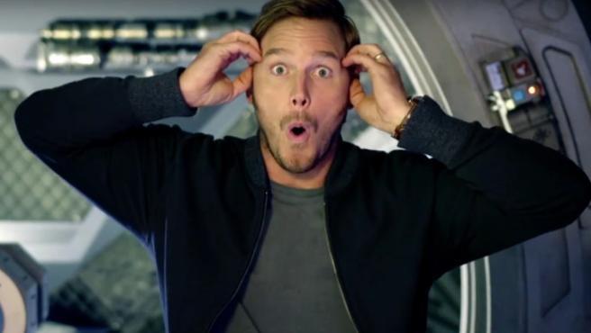 """Chris Pratt: """"Habrá 'Guardianes de la Galaxia Vol. 3'"""""""