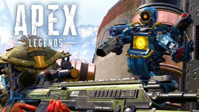 'Apex Legends' lleva el universo de 'Titanfall' a un formato 'battle royale'.
