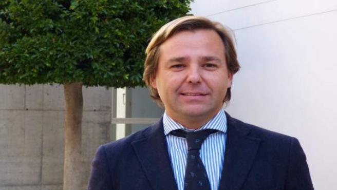 El nuevo delegado del Gobierno andaluz en Córdoba, Antonio Repullo