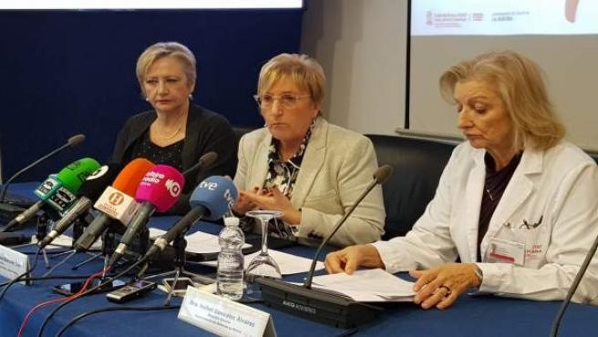 Ana Barceló hace balance de la reversión de Alzira