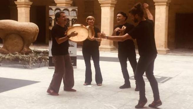 El Museo Vasco organiza con Aiko Taldea la fuesra de la danza vasca