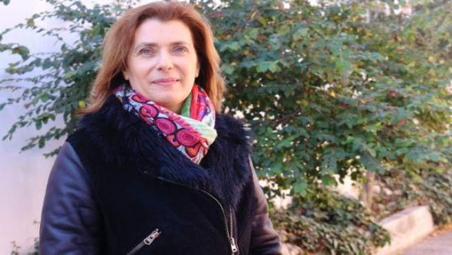 La profesora de la Universidad Pablo de Olavide (UPO) Verónica Pacheco