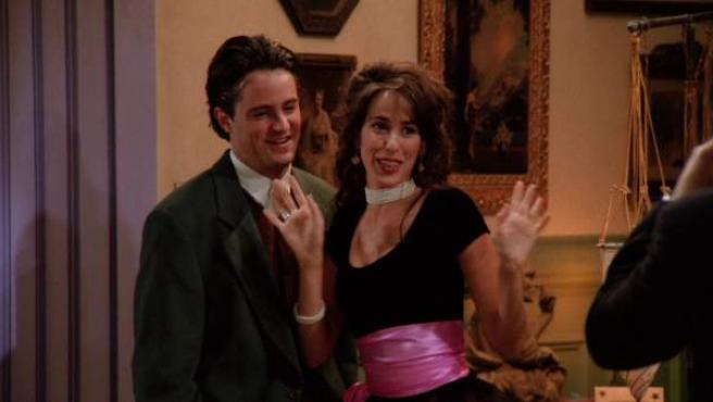 Janice Litman-Goralnik, interpretada por Maggie Wheeler, fue la novia de Chandler durante varias temporadas.