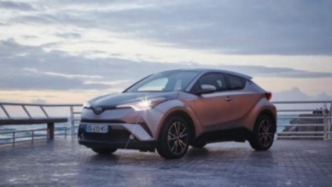 Toyota C-HR: el híbrido más vendido de 2018.