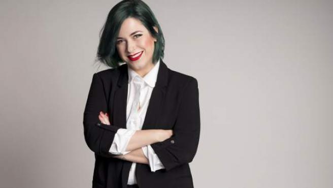 La escritora Elísabet Benavent, en una imagen reciente.