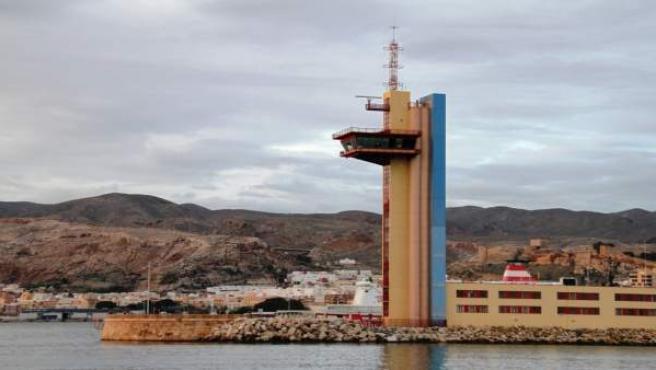 Torre de Salvamento Marítimo en Almería