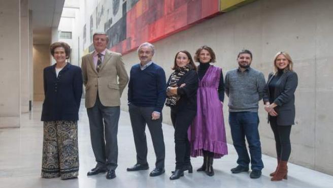 Antiguos alumnos de la Facultad de Comunicación de la Universidad de Navarra