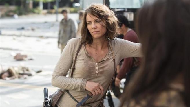 'The Walking Dead': Maggie podría tener su propio spin-off