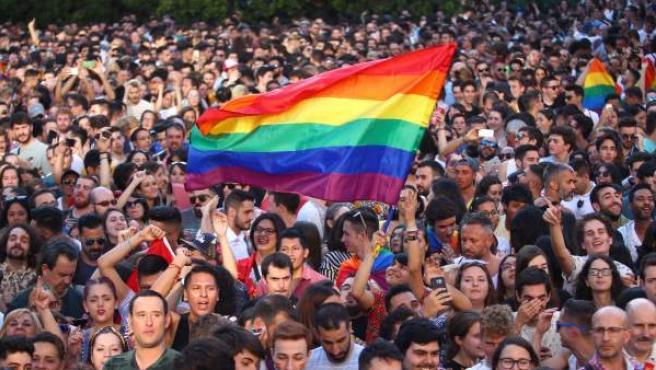 La marcha de 2018 congregó a cerca de un millón de personas, según los organizadores.
