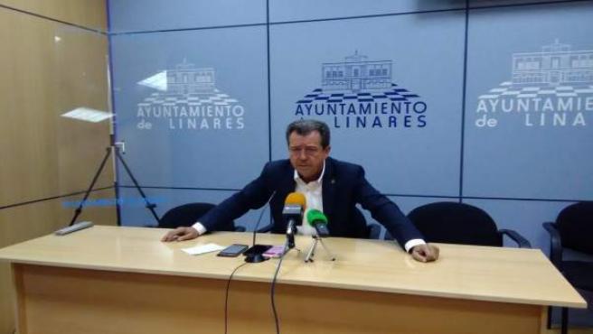 Alcalde de Linares, Juan Fernández/Archivo